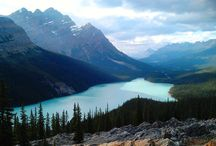 Canadian Lakes / Beautiful lakes, Canadian lakes, Canada lakes