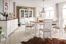 Möbel - Esszimmer / Lasst euch inspirieren von einer Menge verschiedener Einrichtungen für's Esszimmer