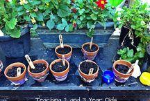 Gardens / Gardening with pre schoolers