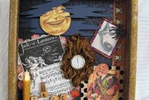 Vintage Halloween Crafts / by Sherry Kellum