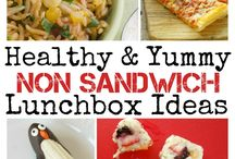 inspiration for lunch boxes