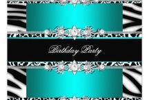 Alison's birthday party