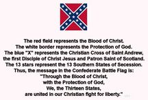 Rebel flag & the south