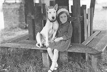 Vintage Pet Photos