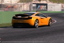 Vallelunga with McLaren Mp4-12C