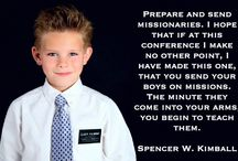 Pre-mtc for my missionaries