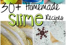 Slime ideas for babies