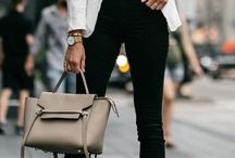 Atuendo en Blanco - Outfits With White