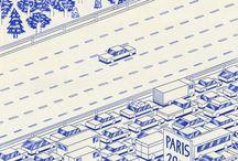 FRESQUE / CITY ISOMETRIC
