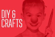 DIY & Crafts / Ready to get crafty? Our DIY & Crafts board has everything from #RedNoseDay costume ideas to nail art that's sure to WOW. Visit rednoseday.org to learn more about the big day. | Red Nose Day USA