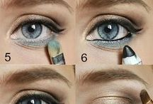 Make-Up / Vari Make-Up per completare il look.