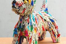 Recycled art