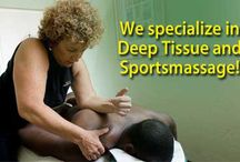 Our Massage Therapists / We have wonderful, highly trained, experienced, friendly massage therapists!