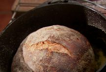 Bread, How do I love thee? Let me count the pounds. / Bread recipes