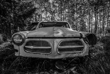 Volvo Amazon Decay