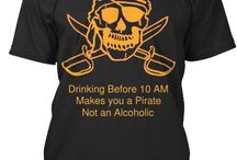 Pirate Apparel and other Curiosities