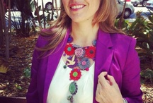 Roselinde Streetstyle / by Roselinde Accessories