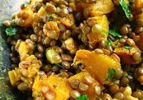 Curry legumes