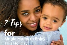 Holiday Encouragement / Encouragement for single moms to thrive with or without their children during the holidays.