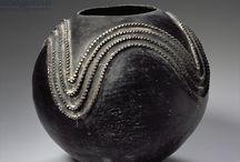 African ceramic