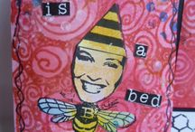 Artist Trading Cards / ATCs