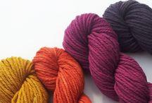 Organic wool *** Lana orgánica