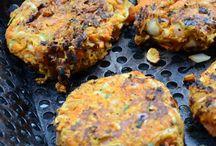 Vegetarian & Vegan Burgers / Delicious recipes for vegetarian and vegan burgers.