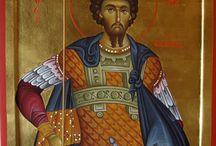 Άγιος Θεόδωρος ο Στρατηλάτης-Saint Theodore Stratelates