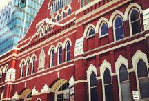 Nashville, TN / Great places & reasons I love Nashville