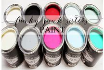 chalk paint tips / by Funky Junk Sisters