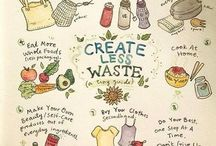 The Zero Waste Life / Tips & tricks to live the zero waste lifestyle