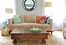 DIY - Furniture / by Carrie Stephens - FishScraps