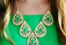 Jewelry / by Stephanie Sculley