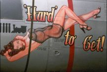 Military Nose Art / by John Kiss