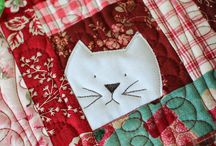 sewing includes cats
