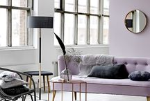 Colour+Lilac / Ideas and inspiration based around the colour purple.