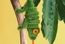 pipe cleaner craft / by Sasha Prosser