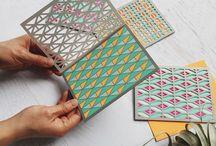Laser Cut Paper Art / Inspiring laser cut art on paper