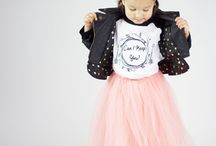 Handmade for the Littles / Apparel, shoes and accessories for sassy little gals.
