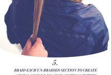 Trucco, unghie e capelli