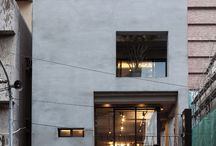 house elevation / 주거용도