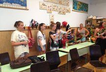 8. b meglepetésbuli / 2015. júniusában a nyolcadik bé osztály meglepetésként megvendégelte tanárait.