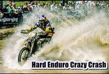 Hard Enduro Fanatics Crazy Crashes Compilation | RBR