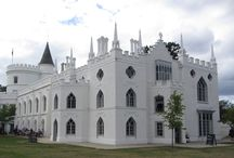 Strawberry Hill House / Visit Horace Walpole's quirky 'Little Gothic Castle' at Twickenham