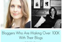 Blogging / Want to know how to be a successful blogger? Check out my board!
