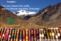 Cusco / We don't sell tours, we sell experiences