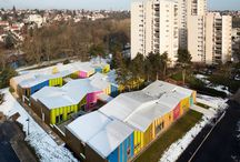 Kindergarden architecture