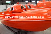 Rescue Boat / Rescue Boat / by Zhuhai City Deyuan Import&Export Co., Ltd