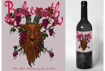 Beer and Wine Labels
