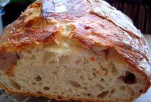 kenyér készités